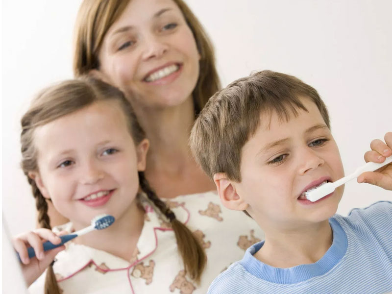 How Do You Teach Children To Enjoy Brushing Their Teeth?