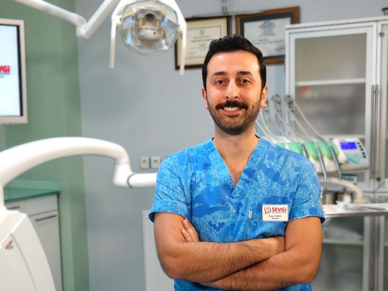 Dentist Caner ASMA
