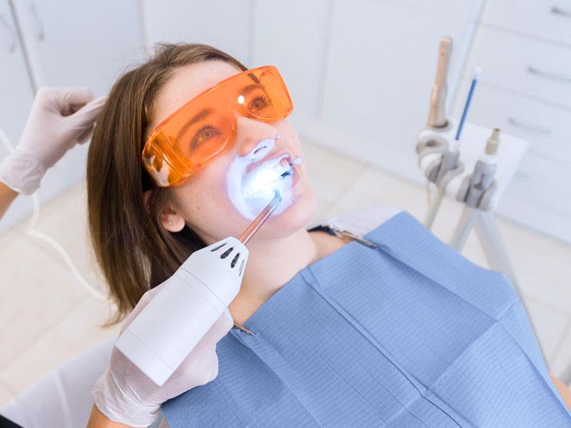 Lazer Destekli Diş Hekimliği Kliniği